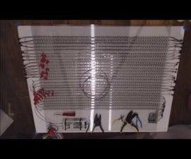 Massive Neopixel WS2812B Display Panels