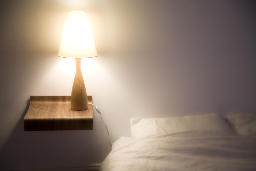 Picture of Bent Plywood Night Stands