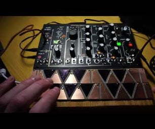Oceania Midi Controller (for Make Noise 0-Coast and Other Synths)