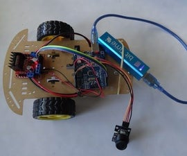 Arduino Uno and Visuino: Control Smart Car Robot with Joystick and L298N Motor Driver