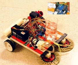 CleanSweep: the Floor Cleaning Robot!