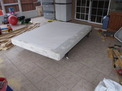 (Re)Building a Bed Foundation