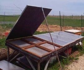 A Radiant Solar Food Dehydrator That Doesn't Fight Physics - GeoPathfinder.com