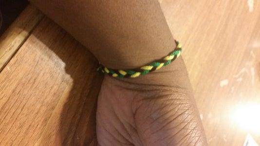 Make Your Own Braided Bracelet