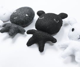 Make Your Own Japanese-Style Cuddly Light Toys! (Nuigurumi)