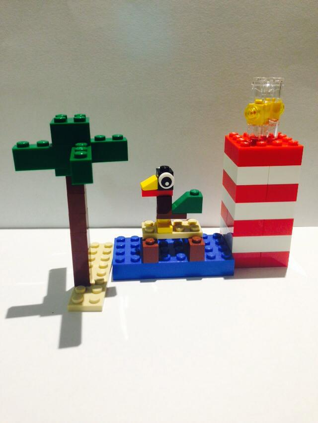 Picture of Save Flappy the Bird Legos