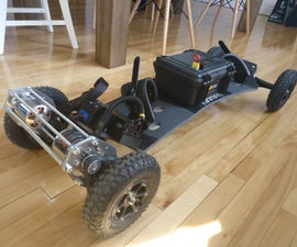 Electric Mountain Board DIY With 3D Printed Parts
