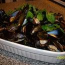 Thai Spicy Mussels