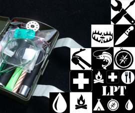 Pocket Survival Kit Deluxe