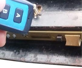 Wireless Door Unloker  System