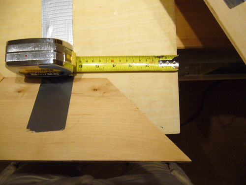 Picture of Glue the Canopies Onto the Shelf & Cap