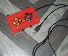 USB GAME CONTROLLER FOR P.C