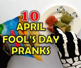 April Fool's Day Pranks