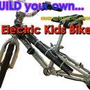 Electric Kids Bike