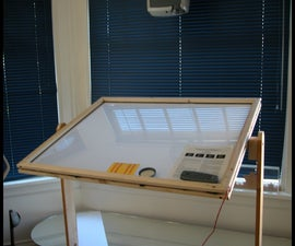 Interactive Multitouch Display