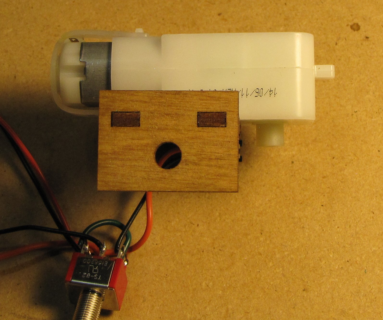Picture of Attach the Top Mounting Plate
