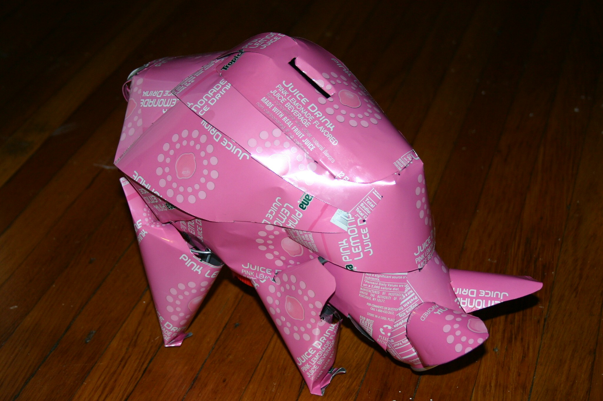 Picture of UPCYCLED PIGGY BANK
