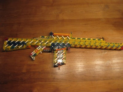Knex FN Fal Assault