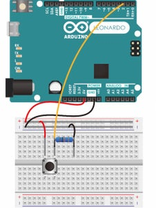 Step 1: Connect Your Switch to the Breadboard