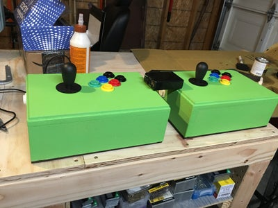 Hacking SNES Pads to Make Arcade Style Controllers for Retropie