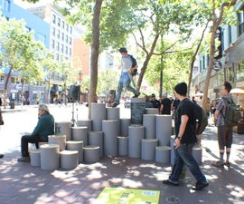 ShowBox - Create your own street stage and seating