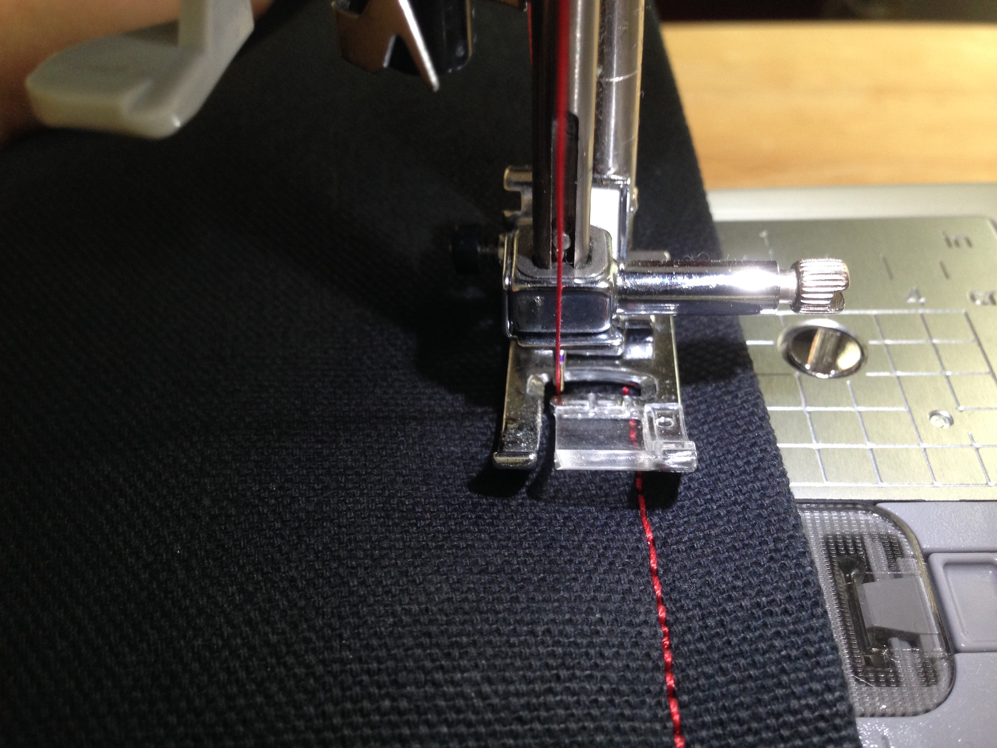 Picture of Top Stitch Accent Thread