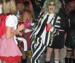 Bettlejuice Costume