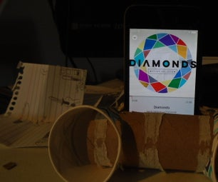 DIY Speakers Out of Cardboard and Cups!