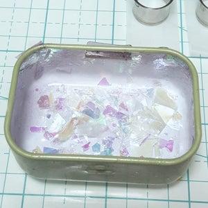 Prepare Your Glitter Mixture