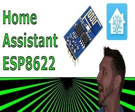 HomeAssistant - Custom WiFi Enabled GPIO