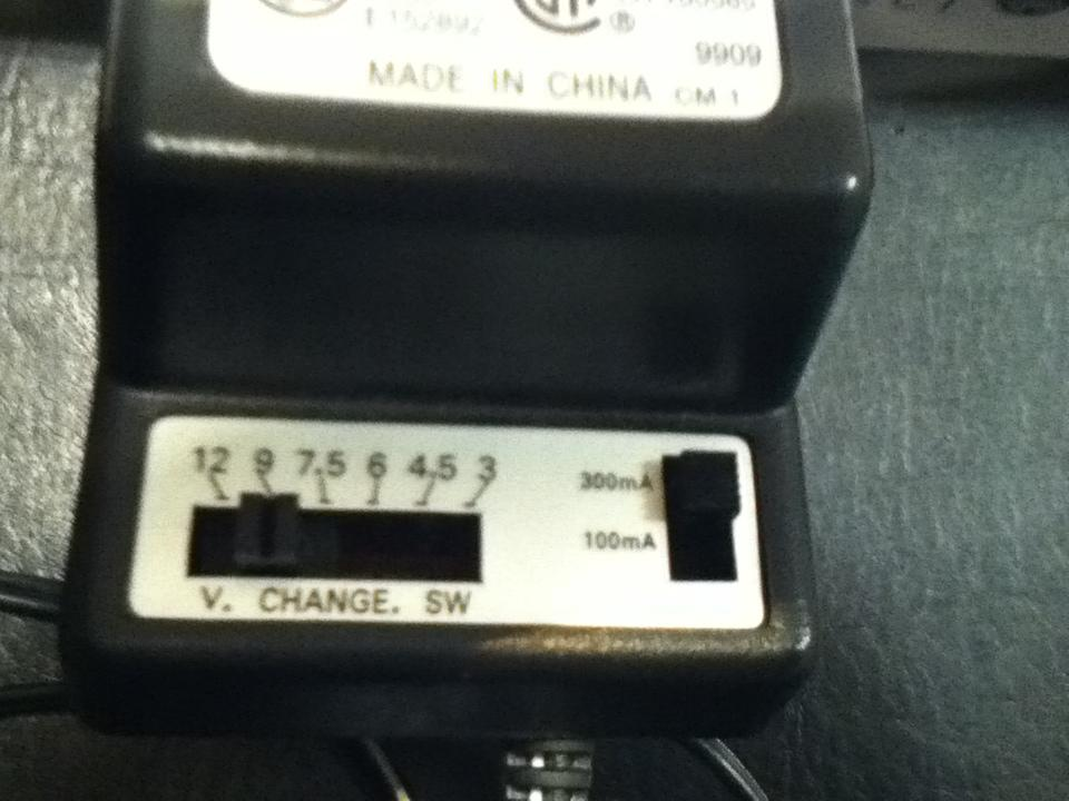 Picture of Adjustable Power Supply