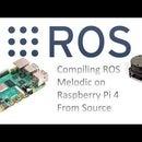 ROS Melodic on Raspberry Pi 4[Debian Buster] + RPLIDAR A1M8