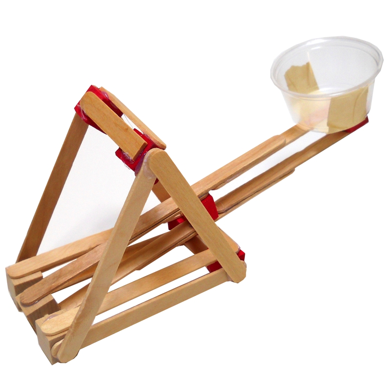 Picture of Simple Catapult
