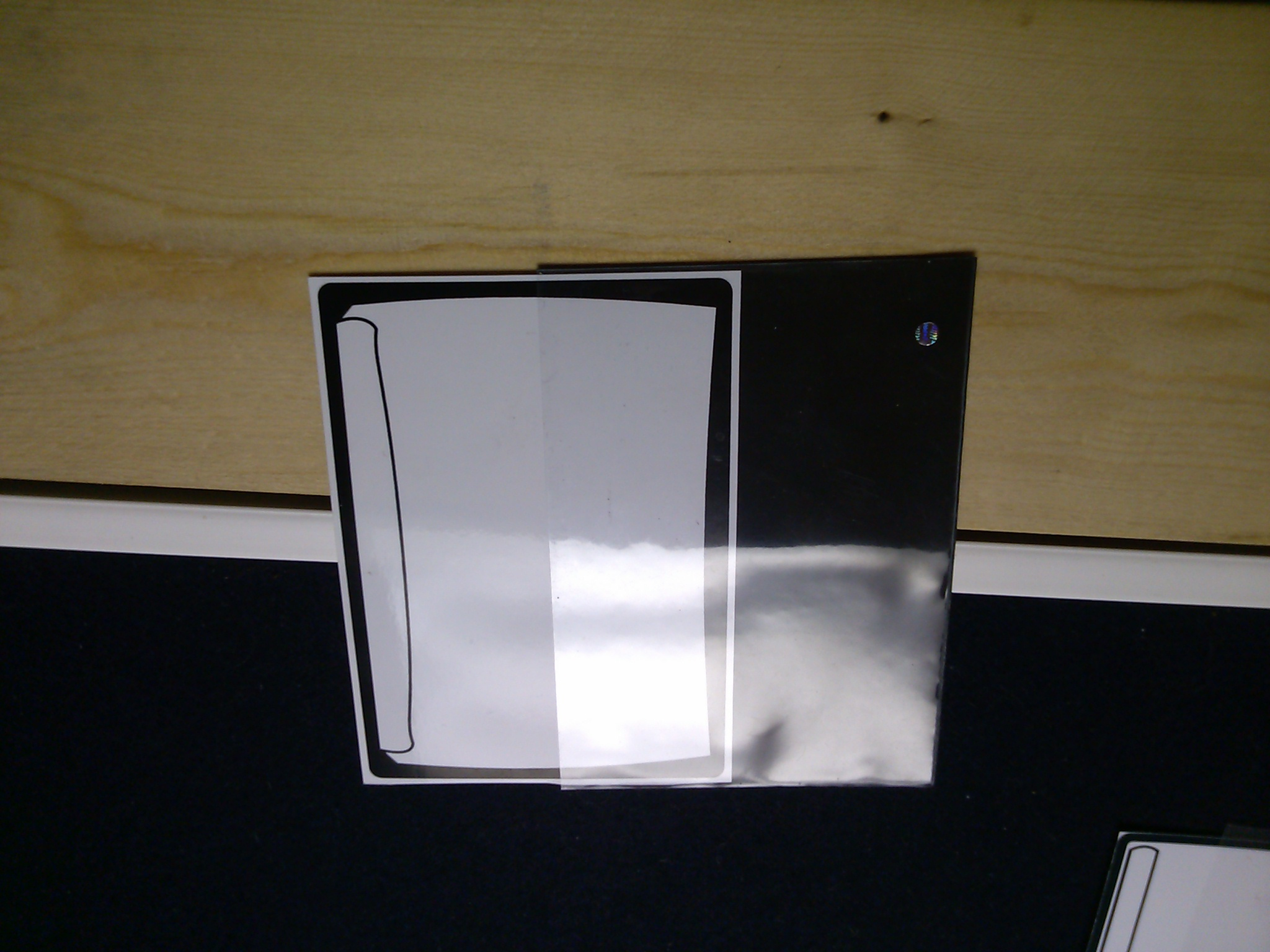 """Picture of Oversized Cards 3 /58"""" X 5"""""""