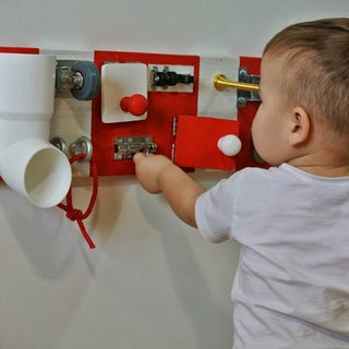 Activity Wall for Kids