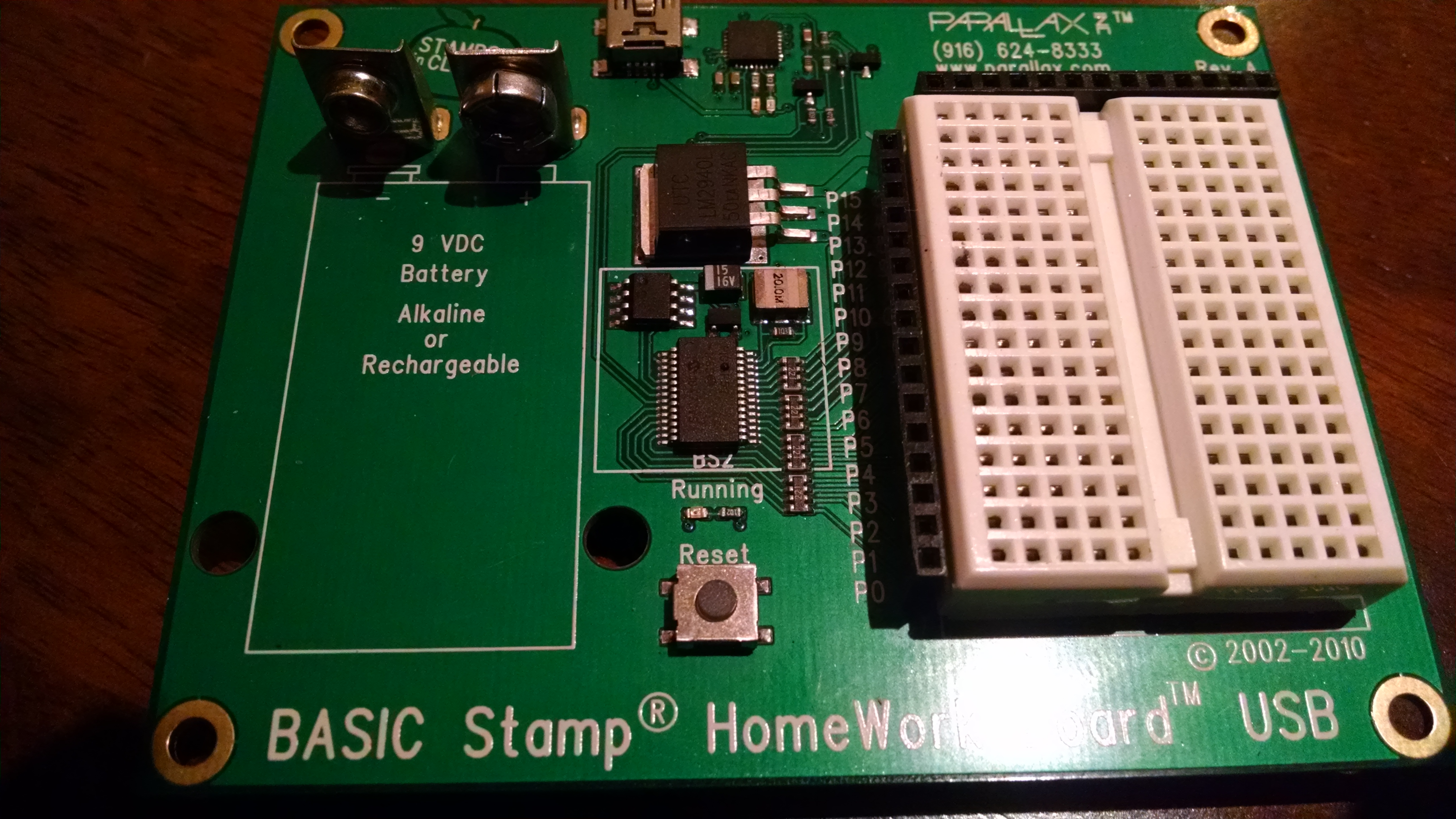 Picture of Your New Microcontroller.