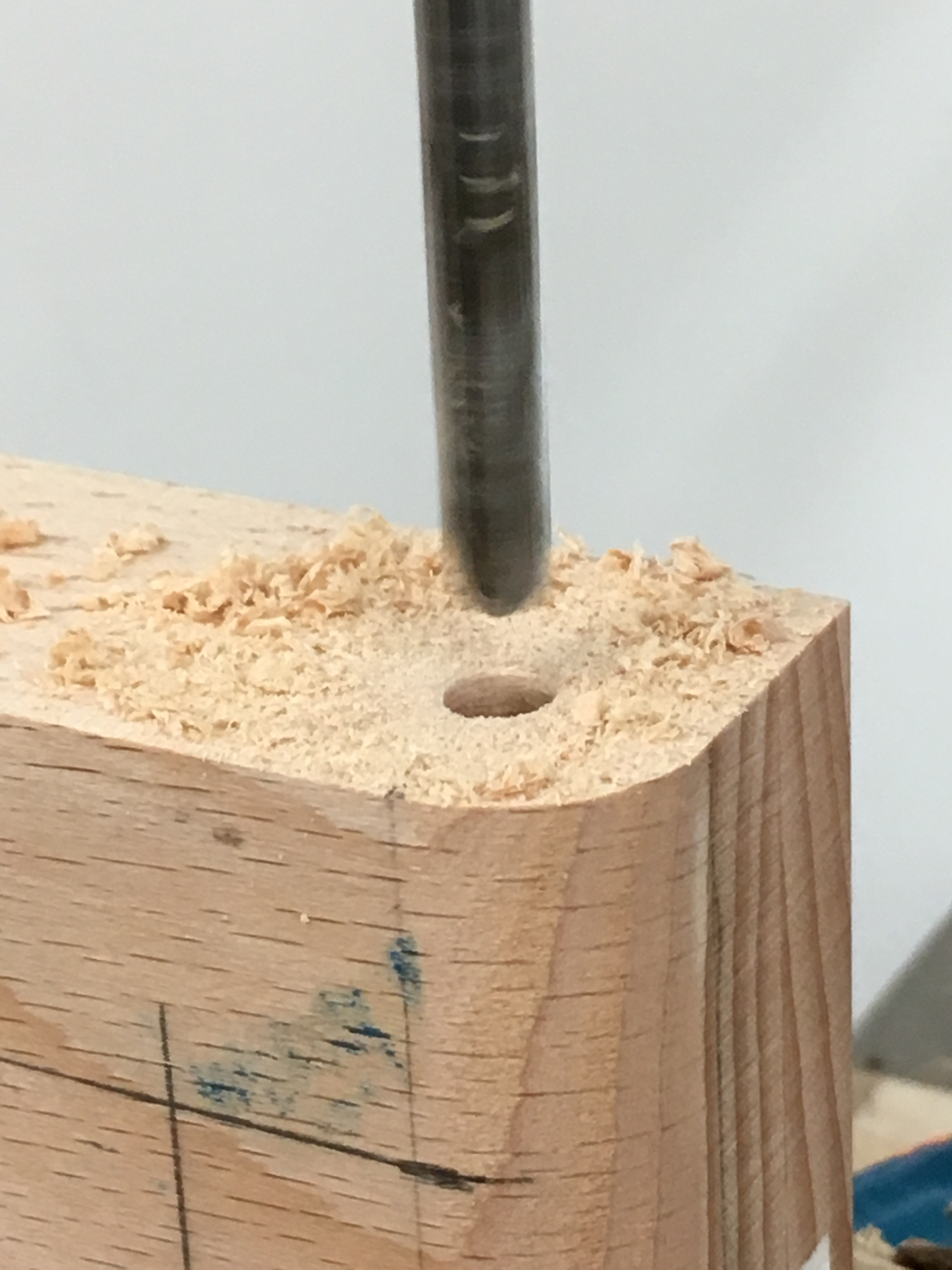Picture of Making the Target Base -- Continued