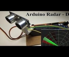 Arduino Radar