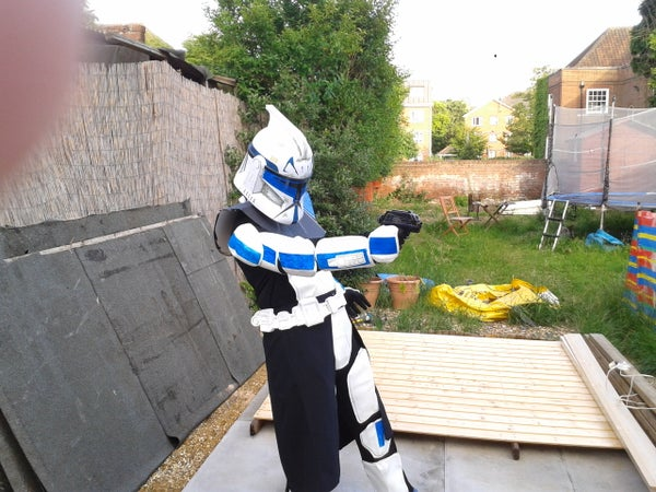 Star Wars Captain Rex Cosplay Images