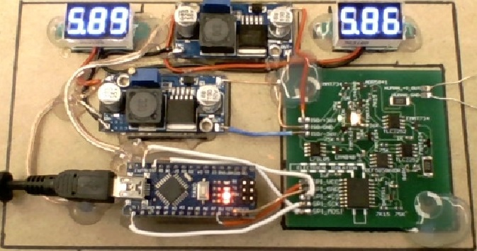 Picture of Transcranial Electrical Stimulator, Arduino Compatible
