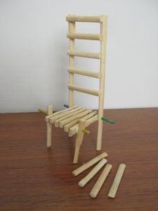 Chopstick S Little Chair