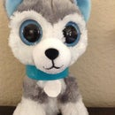Duct Tape Stuffed Animal Collar