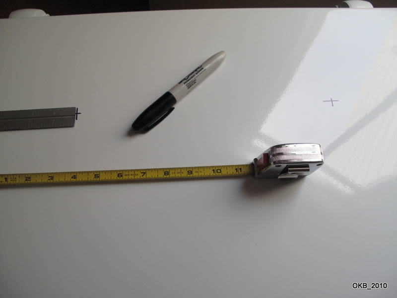 Picture of Measure, Mark, Punch and Drill