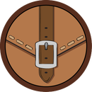 Intermediate Leatherworking Class badge