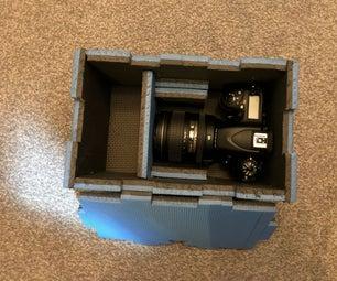 Camera Backpack Organiser