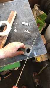 Cutting the Pipe Adjuster