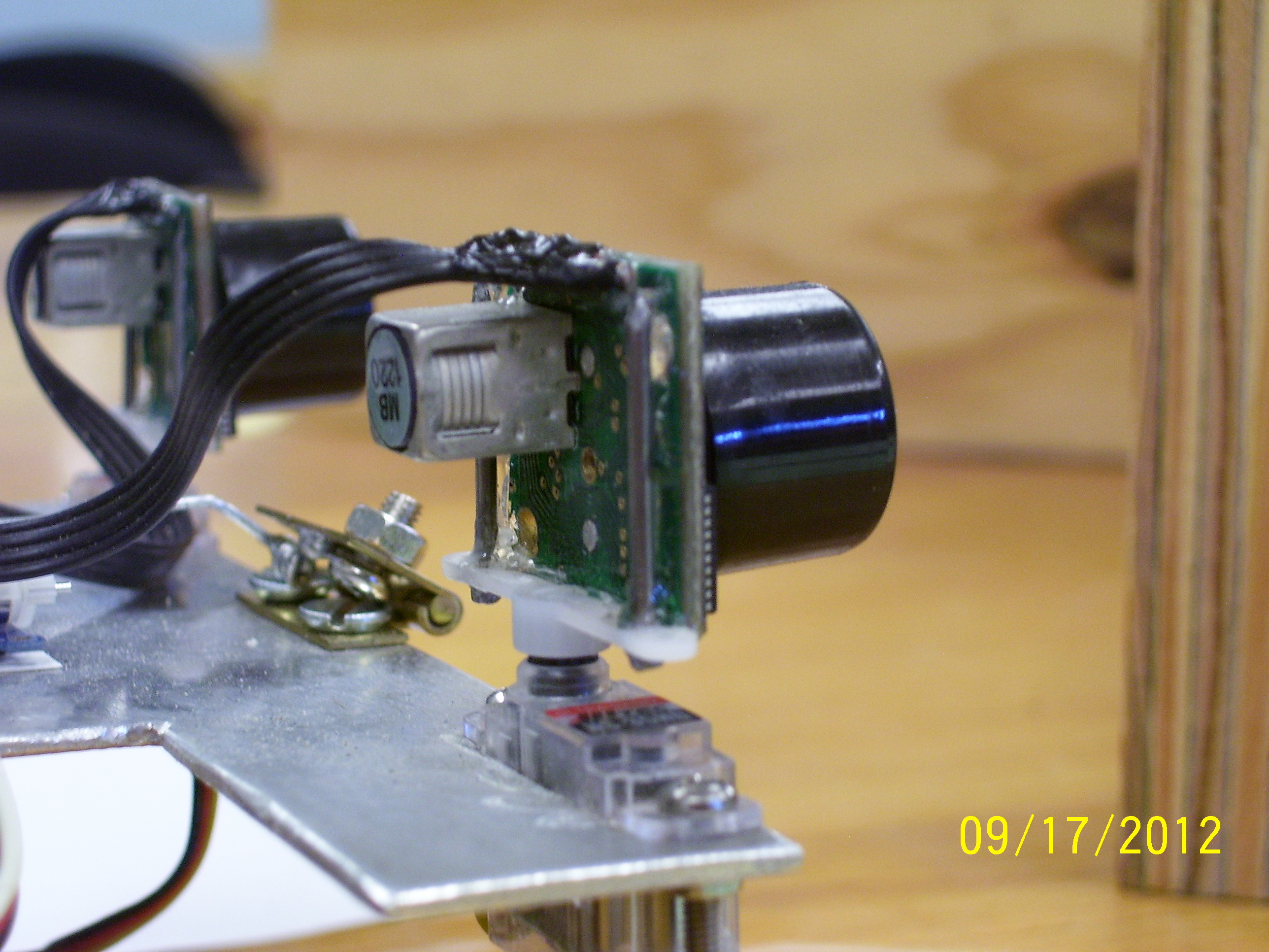 Picture of Preparing the Sensors