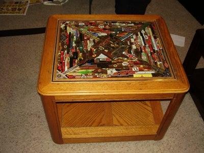 Cigar Band Table