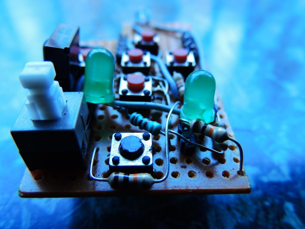 Picture of Circuit..........continued