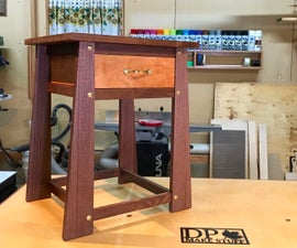 Make It - Secret Compartment Table for my Nines